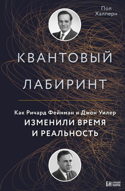 Квантовый лабиринт. Как Ричард Фейнман и Джон Уилер изменили время и реальность