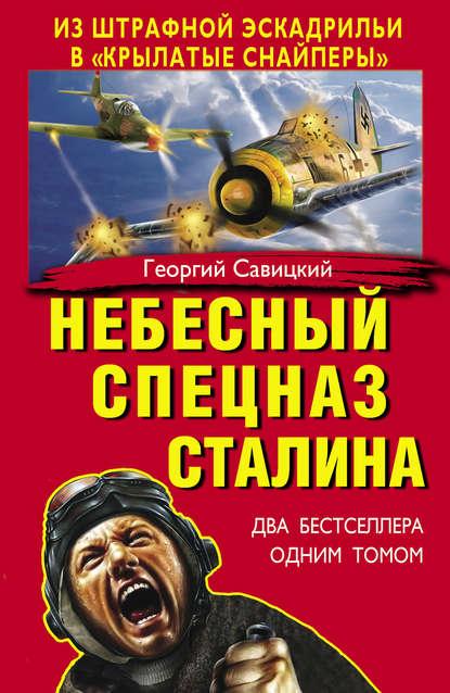 Небесный спецназ Сталина. Из штрафной эскадрильи в «крылатые снайперы» (сборник)