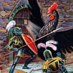 Анализ произведения «Чёрная курица»