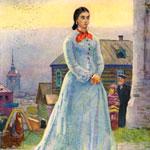 """образ Катерины в драме """"Гроза"""""""