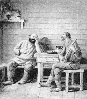 Хорь и калиныч рецензия 1696