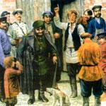 Главные герои рассказа «Хамелеон» Чехова