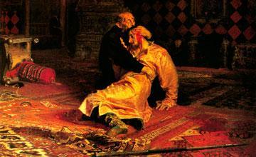 Смерть Иоанна Грозного