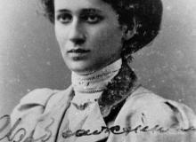 Anna Andreevna Ahmatova