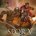"""Роман """"SPQR V"""""""
