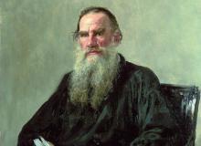 Lev Nikolaevich Tolstoi